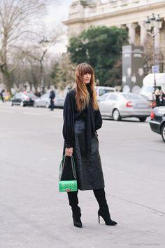 Bysquid: Caroline De Maigret , Paris , Mar 2014