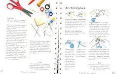 Horgolásról csak magyarul.: BETTY BARNDEN A HORGOLÁS BIBLIÁJA (LETÖLTHETŐ AZ EGÉSZ KÖNYV) Learn To Crochet, First Step, Bullet Journal, Diy Crafts, Album, Embroidery, Learning, Knitting, My Love