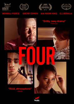 Reel Charlie's 30 Days of Gay review of Four