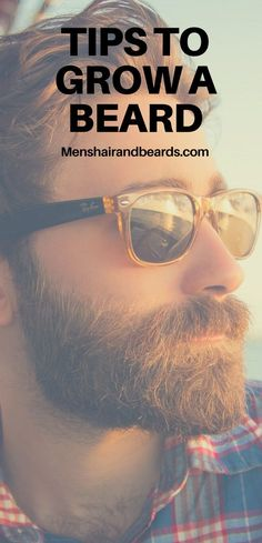 If you're having trouble growing out your facial hair, take a look at these 5 tips to grow a beard. Popular Beard Styles, Beard Styles For Men, Hair And Beard Styles, Beard Tips, Beard Rules, Perfect Beard, Beard Love, Men Beard, Epic Beard