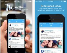 Incredimail becomes Molto, now available on iPhone