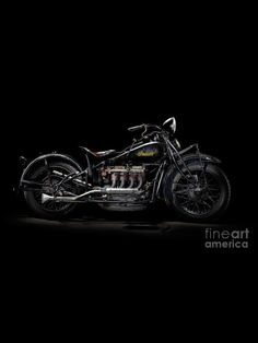 The badassed Indian Four -