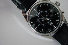 Quarz chronograph watch