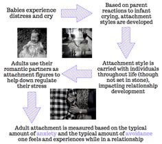how has attachment theory been used A fourth attachment style has since been identified as 'disorganized'  for those with a longer memory in the 1990s attachment theory was used in private law .