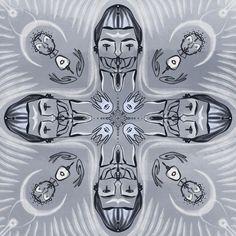 Girotondo ~ high series Illustrations, Prints, Illustration