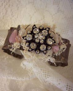 Gypsy Cuff Bracelet~