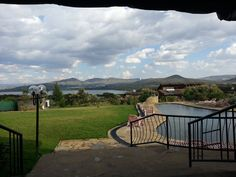 Kongoni Naivasha Lodge, Naivasha. The view from the main restaurant is just the best :-)