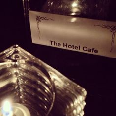 Hotel Cafe in Los Angeles, CA