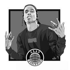 A$AP Rocky - Souliers Maxime