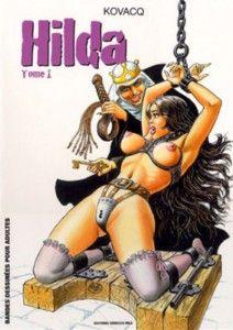 Livres de comics porno