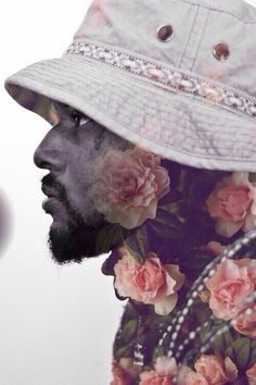 Schoolboy Q, the only person who can ever pull off the bucket hat