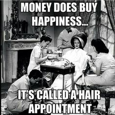 new salon marketing ideas for word of mouth - Looking for Hair Extensions to refresh your hair look instantly? KINGHAIR® only focus on premium quality remy clip in hair. Visit - - for more details Hairdresser Quotes, Hairstylist Quotes, Cosmetology Quotes, Hairstylist Problems, Salon Quotes, Hair Quotes, Hair Sayings, Pc Photo, Image Facebook
