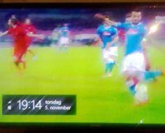 El Kaddouri til 1-0 for Napoli mod FCM