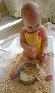 20 easy sensory play ideas for babies