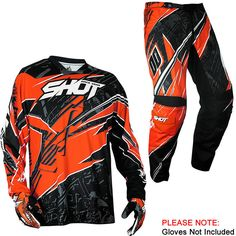 Shot 2013 Devo Motion Jersey and Pants Motocross Kit Orange  Description: The Shot 2013 Devo Motion Orange Motocross Kit is       packed with features…              Jersey Specification                      Shot Motocross Jersey                    Anatomic cut                    Sublimation printing                    Micro-mesh polyester material  ...  http://bikesdirect.org.uk/shot-2013-devo-motion-jersey-and-pants-motocross-kit-orange-16/