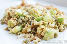 Clean Eating Dinner – Cucumber Egg Stir Fry | Weight Loss Meals and Recipes - Clean Eating Recipes #cleaneatingdiet #cleaneatingrecipes
