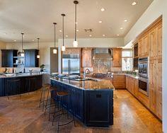 15 Cool Kitchen Cork Floors - HomeThrob