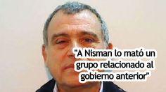 Confirman que a Nisman lo mato la KK, ver y leer en anibalfuente.blogspot.com.ar