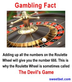 Why Is Roulette Called The DevilS Game