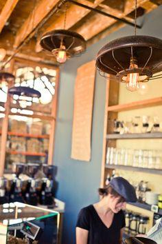 Verve Coffee Roasters Headquarters and Roastery