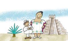 Mestizos yucatecos