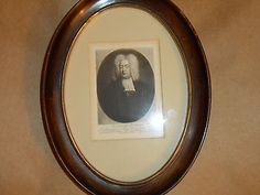 Cotton Mather Drawn from Life engraved in Mezzotint by P. Pelham
