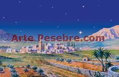 Resultado de imagen para imagenes de paisajes de pesebres Weather, Nativity Sets, Scenery, Art, Weather Crafts