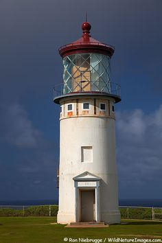 Kilauea Lighthouse - Kauai, Hawaii - one of my favorite sights on our trip.
