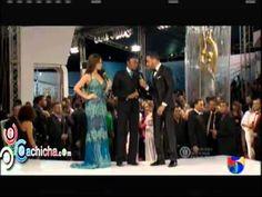 Anthony Santos (El Bachatú) En La Alfombra Roja #Video #Soberano2013 - Cachicha.com