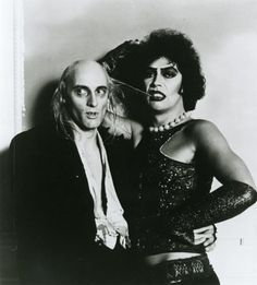5. Several of the actors from the onstage show feature in the film, including; Richard O'Brien (Riff-Raff), Nell Campbell (Columbia), Tim Curry (Frank-N-Furter), Patricia Quinn (Magenta), Meat Loaf (Eddie) and Jonathan Adams (Dr. Scott).