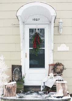 Thoughts from Alice: Holiday Home Tour 2014