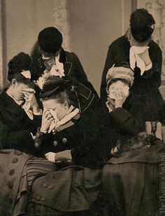 Beyond the Dark Veil: Post Mortem and Mourning Photography from The Thanatos Archive will be a compilation of more than 120 extraordinary and haunting photographs and related ephemera documenting the practice of death and mourning photography in the Victorian Era and early twentieth century.