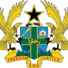 Ministry of Foreign Affairs Ghana, Online Passport Application Ghana Language, Republic Of Ghana, West African Countries, African States, Warrior King, National Animal, Thinking Day, Thing 1, Ivory Coast