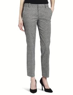 Calvin Klein Women`s Slim Printd Pant $55.70