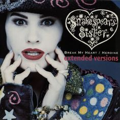 Shakespear's Sister Break My Heart UK vinyl single inch record / Maxi-single) Madonna Young, Shakespears Sister, Siobhan Fahey, Stock Aitken Waterman, Break My Heart, Rick Astley, Music Pictures, Vintage Vinyl Records, Music Download