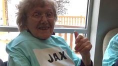 The senior's center back in my hometown, East Brunswick, New Jersey decided to show their Jax Pack Love!