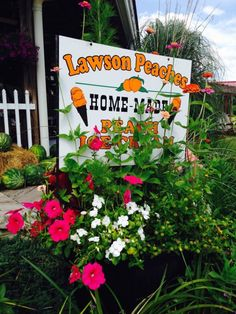 Opened in the 1960s, Lawson Peach Shed has been a seasonal favorite for all.