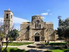 Энкоми (Энгоми) - небольшой разрушенный городок в восточной части республики Северный Кипр. На территории античного города проходили многочи