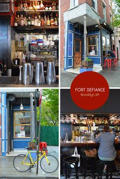 Fort Defiance in Red Hook, Brooklyn. From the Spotted SF blog.