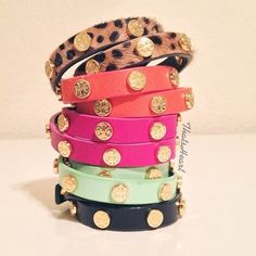 So simple! Wrap bracelets are perfect for dolling up your outfit. Also a great gift!