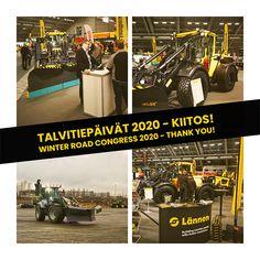 Lännen Tractors (@LannenTractors) / Twitter Build A Better World, Winter Road, Worlds Of Fun, Tractors, Construction, Events, Urban, Twitter, Building