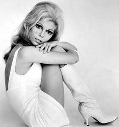 Nancy Sinatra- get on your boots!