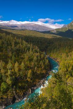 Autumn - Jan Inge Larsen / River Glomåga...
