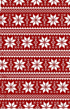 lovely sweater pattern for iphone by PT Chen