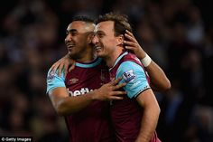 Dimitri Payet 'loves West Ham' and wants to stay but 'football is football so you never know' concedes club captain Mark Noble