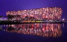 Pekin Olimpiyat Stadyumu (Pekin, Çin)