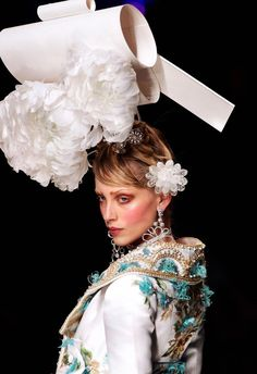 Dior Haute Couture spring - summer 2005 - John Galliano John Galliano 478f8a5a96