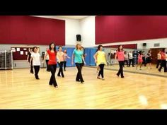 "O.M.D. (""Oh My Darling"") - Line Dance (Dance & Teach in English & 中文 - YouTube"