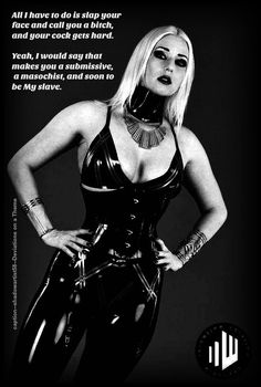 Slave Of A Femdom Dominatrix Worship Mistress