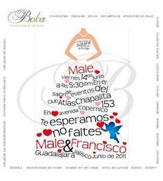 invitacion despedida de soltera #bridetobe #bride #boda #wedding # ...